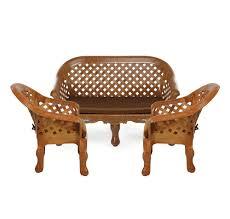 Buy Nilkamal Chairs Online Bangalore Nilkamal Luxura Sofa Set Buy Luxury Sofa Set Home At Home