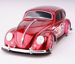 red volkswagen beetle volkswagen 1951 beetle car remote control red