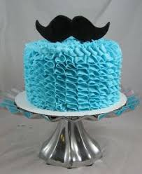 mustache cake topper moustache bow tie and argyle cake green and blue made by cakes