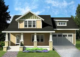 arts crafts bungalow house plan 50104ph architectural arts crafts bungalow house plan 50104ph 01