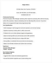 Succinct Resume 36 Manager Resume Templates Download Free U0026 Premium Templates
