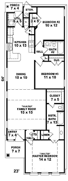 narrow home plans avella ranch narrow lot home plan 087d 0050 house plans and more