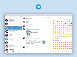 telegram mac os sketch freebie download free resource for sketch