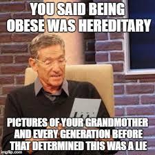 Meme Grandmother - maury lie detector meme imgflip