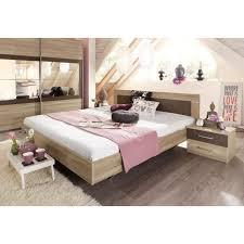 ensemble chambre à coucher ensemble chambre à coucher lit 2 personnes 2 chevets 2 tiroirs