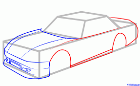 car drawing how to draw jeff gordons car 24 step 4 1 000000143253 5 gif 2550