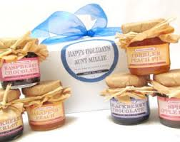 gourmet jam gift set personalized gift box gift for client