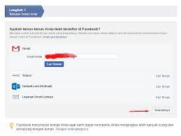 cara membuat akun gmail untuk facebook bagaimana cara membuat akun facebook fb baru dengan mudah dan