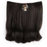 harga hair clip seven 7 revolution hair clip black big layer 40 cm