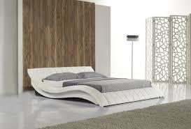chambre lit choisissez un lit en cuir pour bien meubler la chambre à coucher