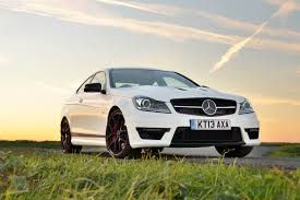 mercedes c63 amg edition 507 review price and specs evo