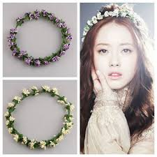 flower hair band best wedding hair with flowers products on wanelo