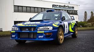 subaru rally racing colin mcrae u0027s iconic wrc subaru for sale motoring research