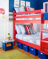 Red White And Blue Home Decor Patriotic Decoration Kids Rooms Decor Flags Color Schemes