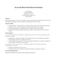accounts payable resume exles accounts payable resume template exle account receivable and