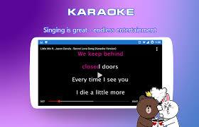 karaoke apk sing karaoke apk mod unlimited android apk mods