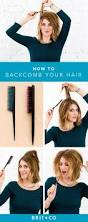 Very Easy Hairstyles For Short Hair by Best 25 Volume Hair Tutorial Ideas On Pinterest Simple Braided