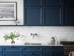 best blue kitchen cabinet colors best kitchen cabinet colors for your kitchen