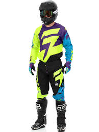 purple motocross helmet shift purple yellow 2016 faction mx jersey shift
