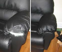 Refurbish Leather Sofa Fix Worn And Faded Leather Enchanting Leather Sofa Repair Home
