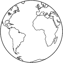earth coloring pages itgod me