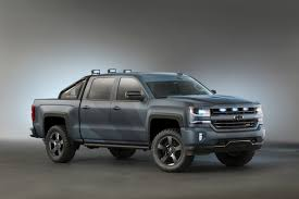 Silverado Camo Interior The Most Exciting Special Edition Chevy Pickups For 2016