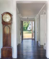 beautiful grandfather clocks in staircase traditional with