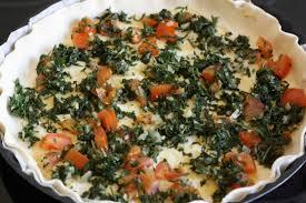 cuisiner les fanes de carottes quiche lapinou ou quiche aux fanes de carottes