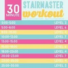 the 25 best stair climber workout ideas on pinterest