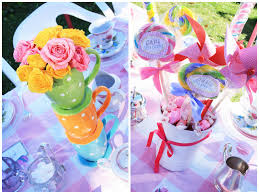 Tea Party Table by Tea Party Decorations Darling Darleen A Lifestyle Design Blog