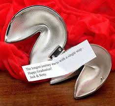 silver fortune cookie gift fortune cookie gift tags fortune cookie gift