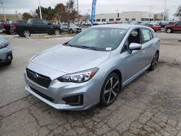 New 2018 Subaru Impreza Sport Hatchback In 20735 Wilde