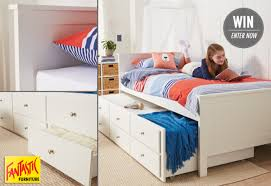 fantastic furniture bedroom packages win a jordan single captain bed from fantastic furniture competition