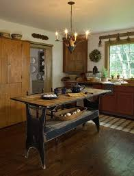 Primitive Kitchen Decorating Ideas 188 Best Country U0026 Primitive Kitchens Images On Pinterest