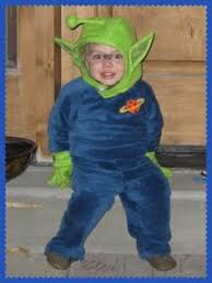 Alien Halloween Costume Disguise 11352di I218 Disneys Infant Toy Story Alien Costume