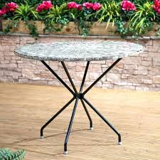 Patio Tables Only Small Mosaic Patio Table Small Mosaic Garden Table Small Size Of