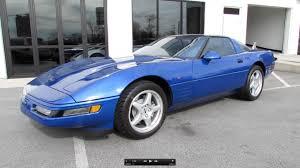 1990 corvette review 1994 chevrolet corvette zr 1 start up exhaust and in depth