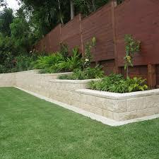 retaining wall ideas retaining walls sunshine coast pro line