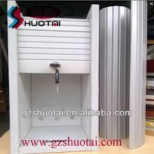 Roller Door Cabinets Brilliant Roller Shutter Doors Kitchen Cabinets Eizw Info