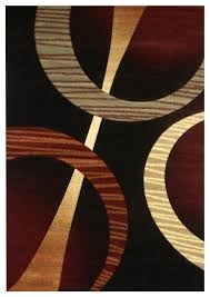 Evolution Area Rugs Evolution Black Area Rug Contemporary Area Rugs By