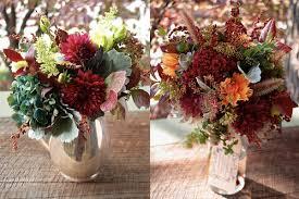Fall Flowers For Wedding Fall Wedding Flowers