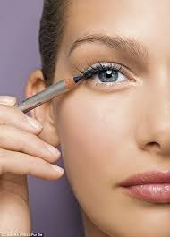 beauty confidential new season make up lessons daily mail online