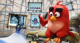 the angry birds movie is good fun for both children and adults