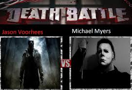 Michael Myers Memes - jason voorhees vs michael myers by keyblademagicdan on deviantart