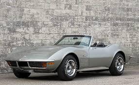 1972 stingray corvette value mecum kissimmee 2011 preview 1972 lt 1 corvette convertible