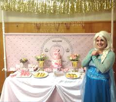 bay area entertainers pink gold royal theme kids birthday party sf bay area wedding