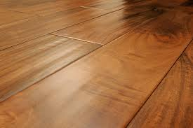 are the different types of wood flooring