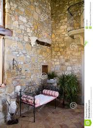 Italian Interiors Rustic Interior Of An Italian House Stock Photography Image