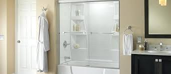 Bath And Shower In Small Bathroom Bathroom Tub Shower Ideas Shower Tub Combo Small Bathroom Tub