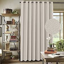 Drapes With Grommets Amazon Com Best Home Fashion Wide Width Thermal Insulated